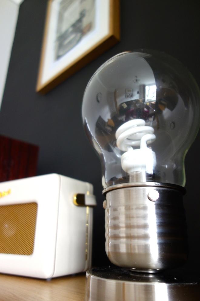 John Lewis Watt Lamp