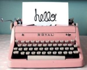 14762-Typewriter