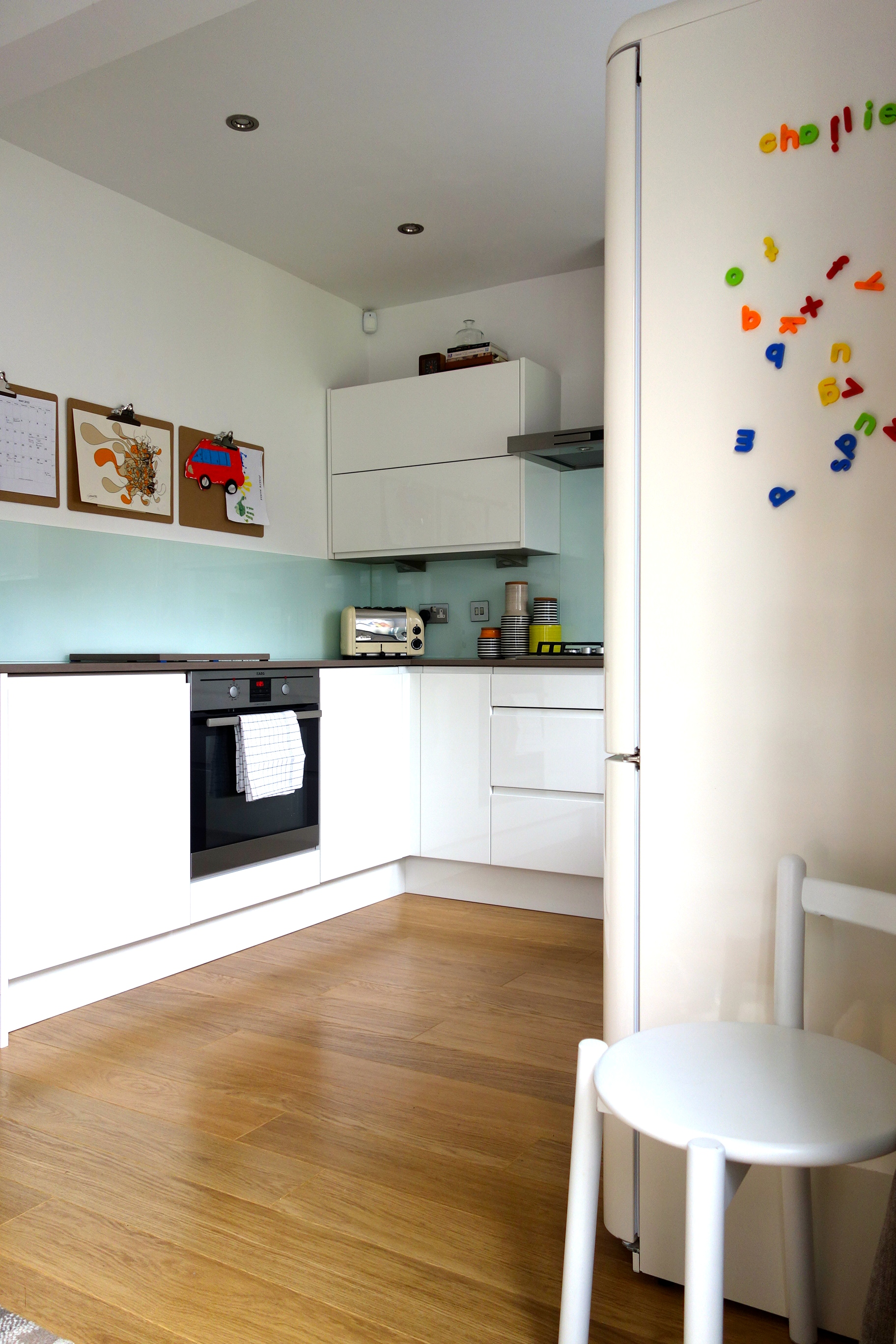 Before And After The Open Plan Kitchen Making Spaces