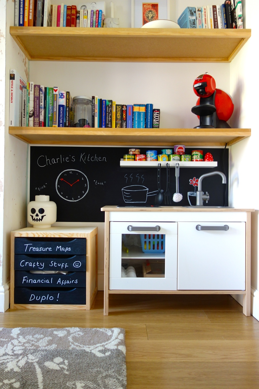 Making Spaces Mini Kitchen