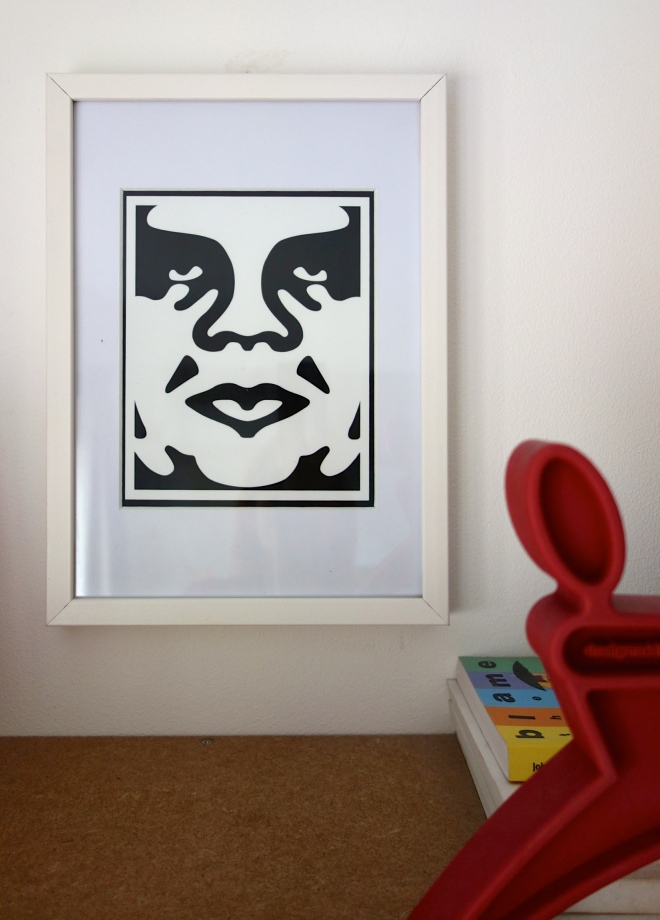 Obey Andre the Giant Shepard Fairey