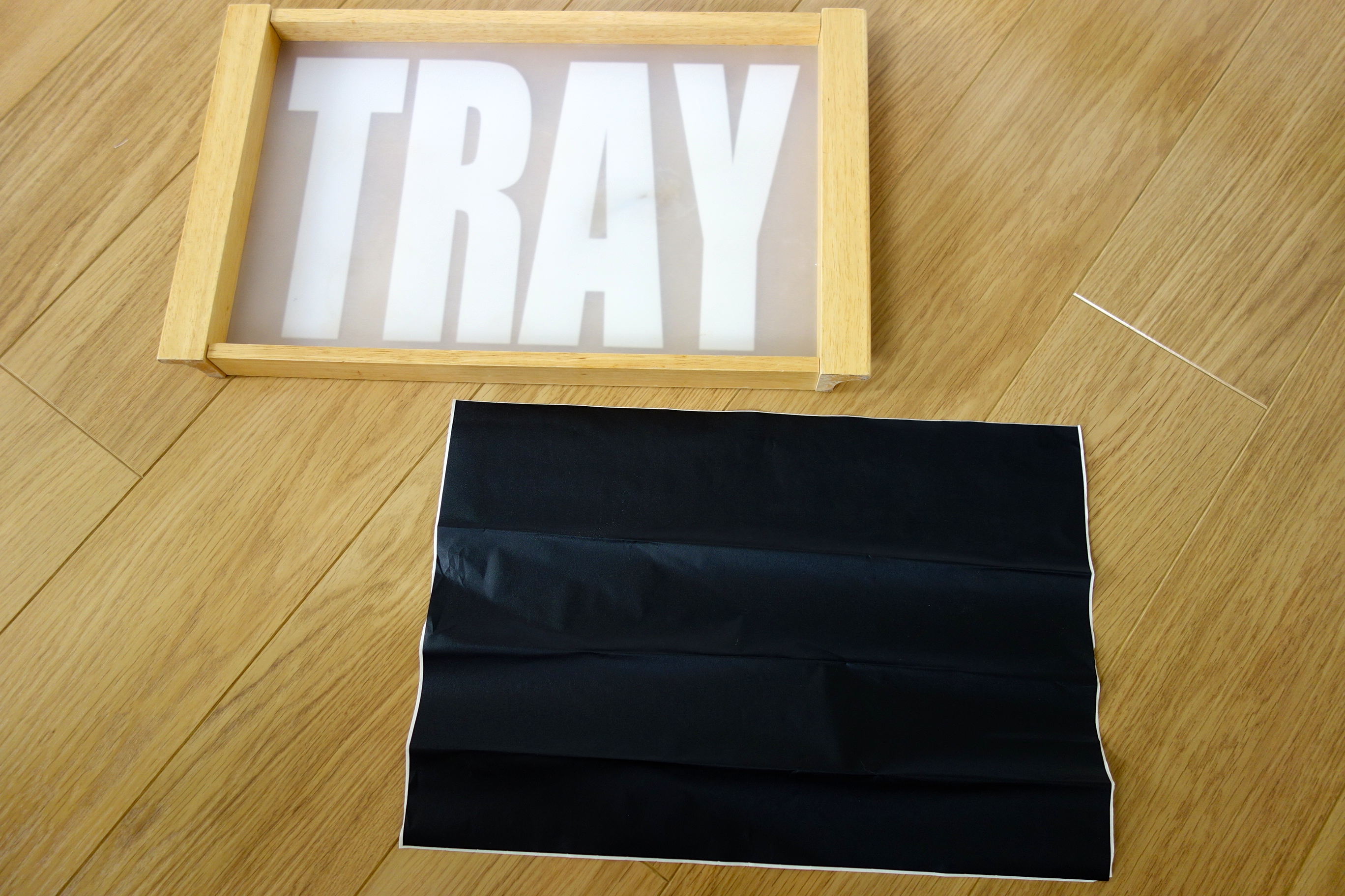 Play Tray Mini Project Making Spaces