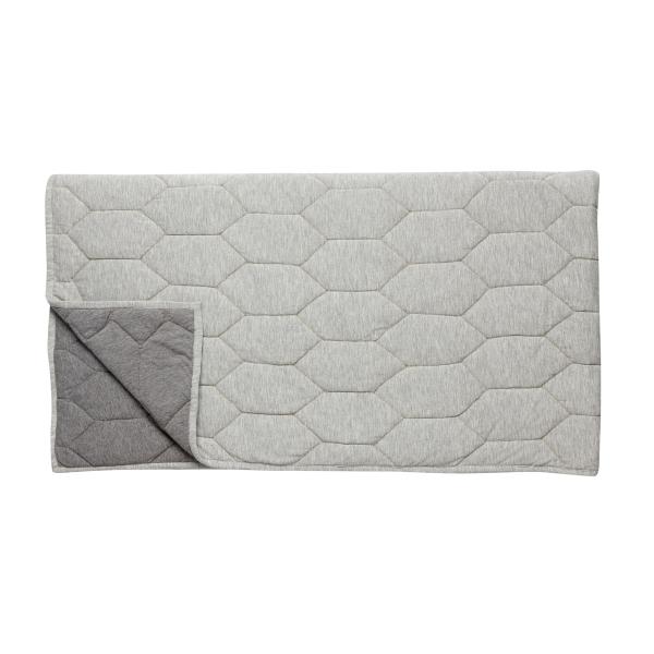 Grey Jersey Blanket