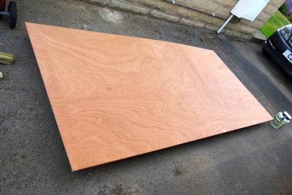 plywood exterior