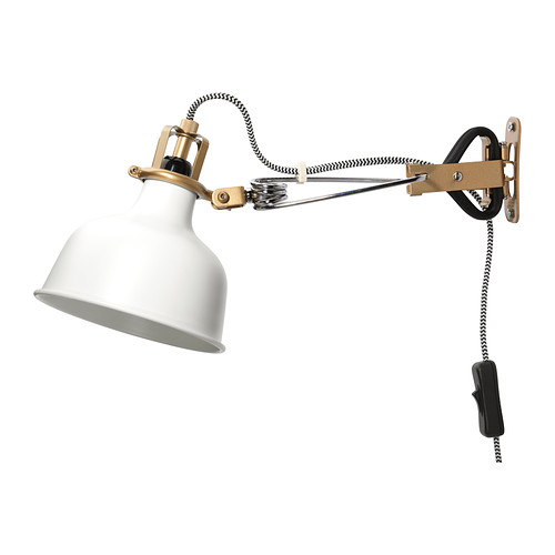 ranarp clamp light ikea