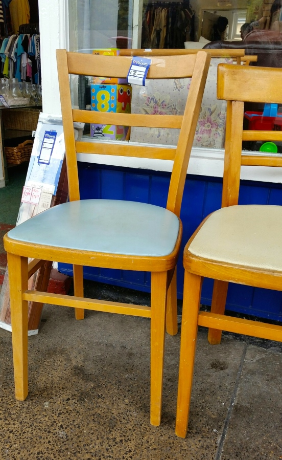 mid century kitchen chairs