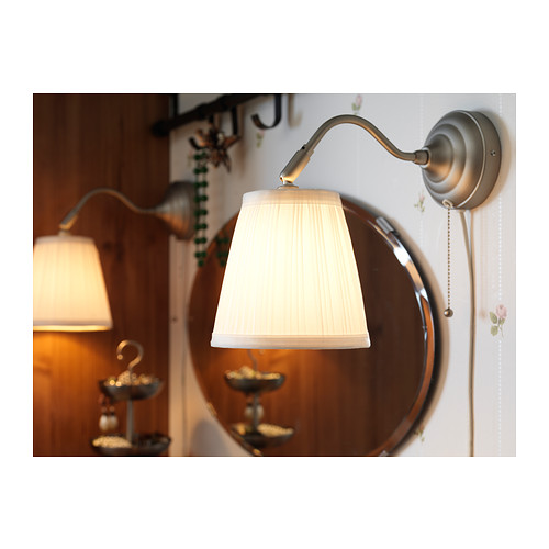 Ikea ARSTID Wall Light x 2 - £16 each