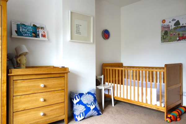 nursery before