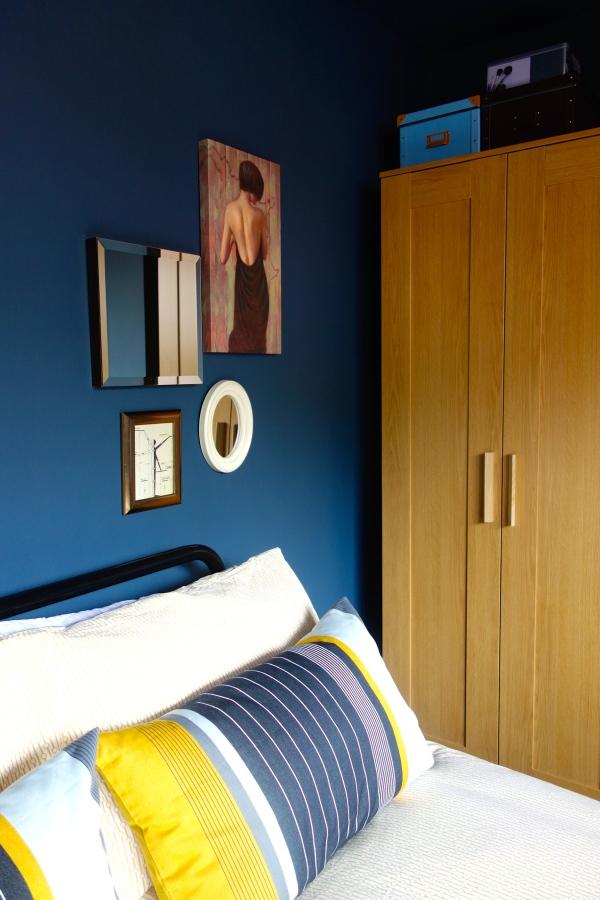 Ikea Brimnes Oak wardrobe