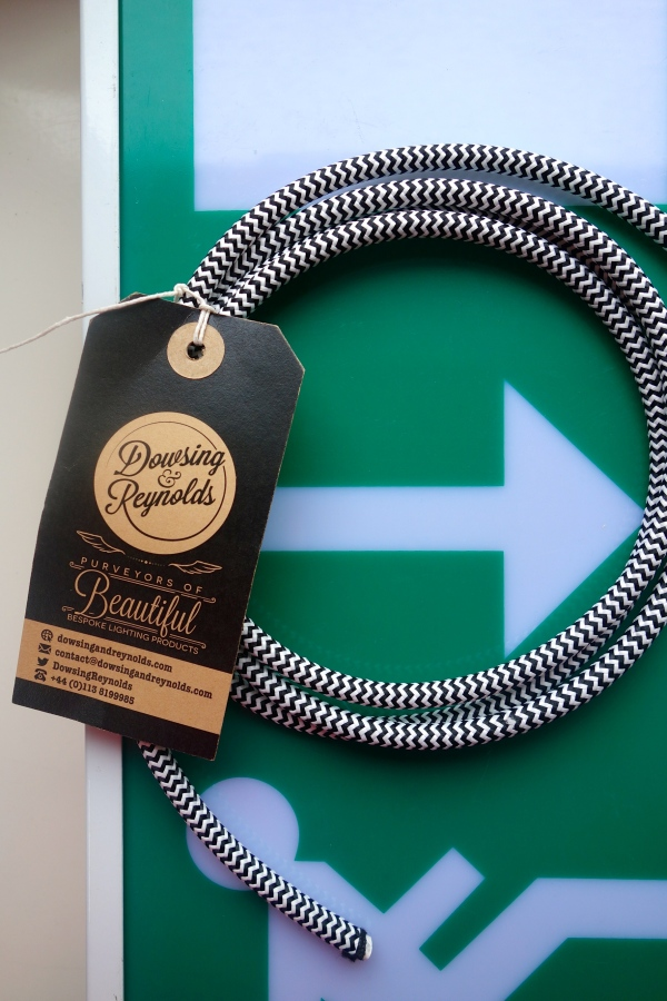Dowsing & Reynolds Fabric Cable