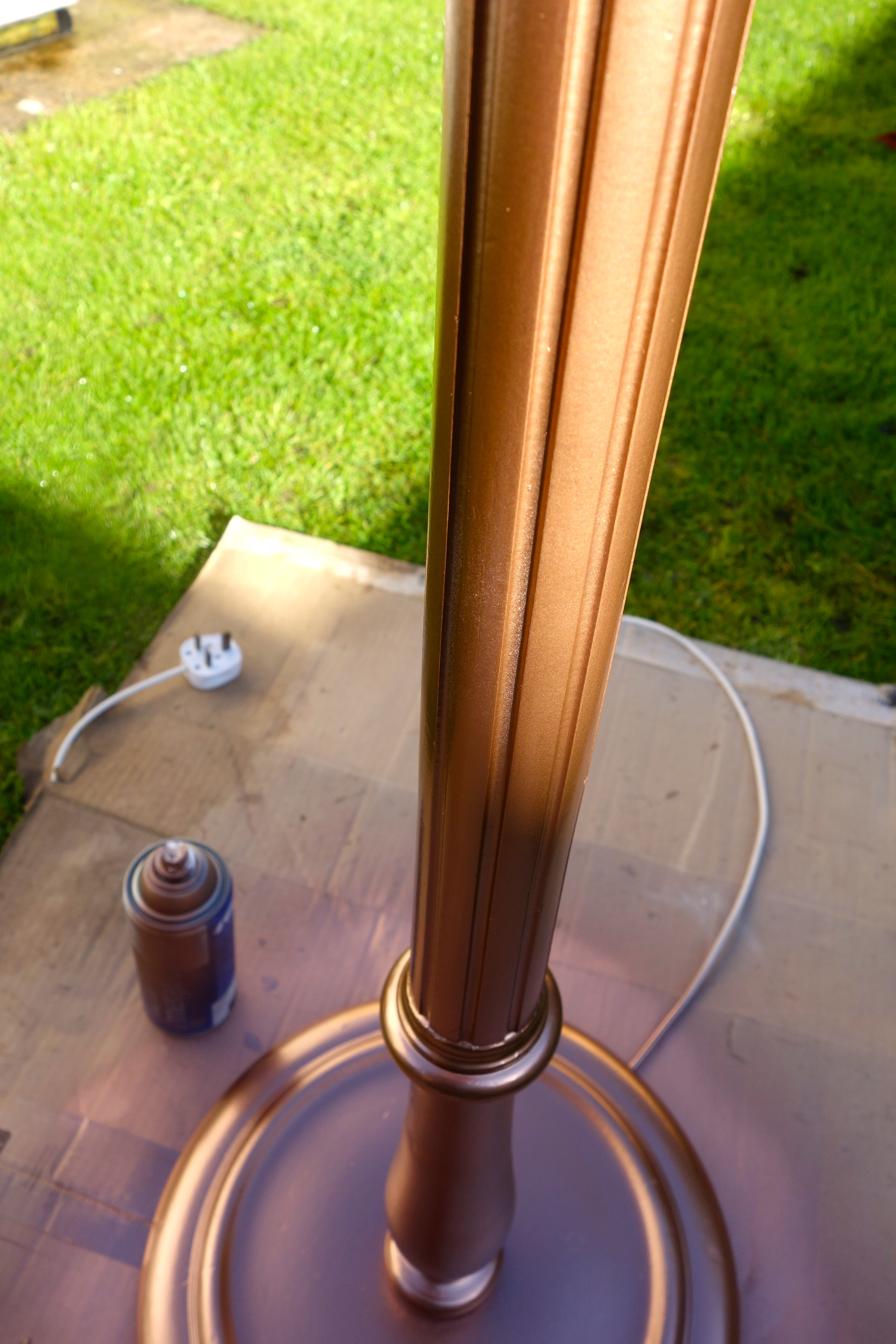 The Million Dollar Floor Lamp Making Spaces