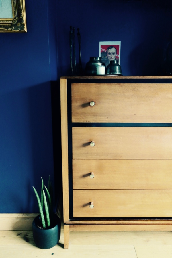 Loughborough mid century drawers