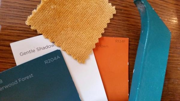 Valspar Colour Palette