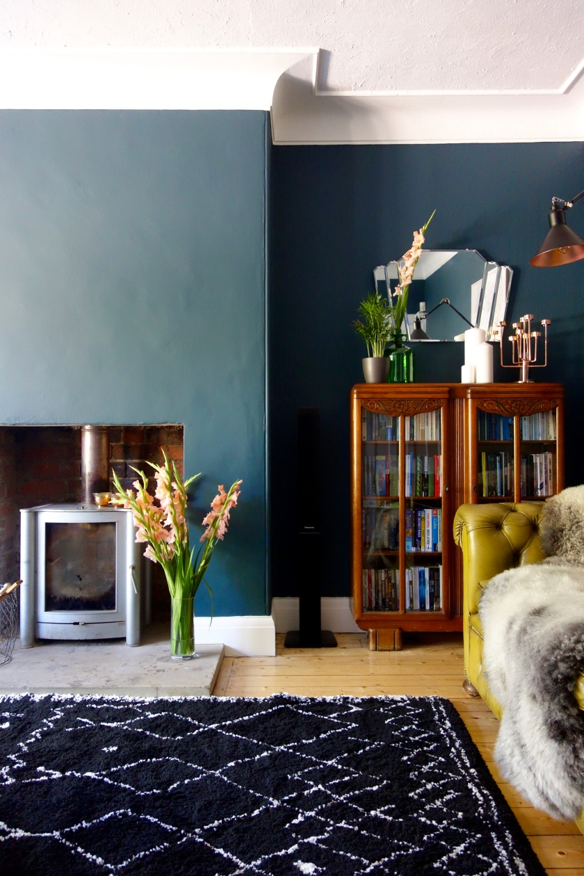 An Eclectic Living Room Final Reveal Making Spaces