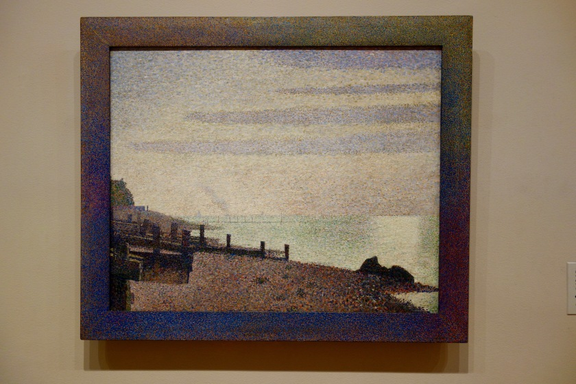 evening-honfleur-georges-pierre-seurat