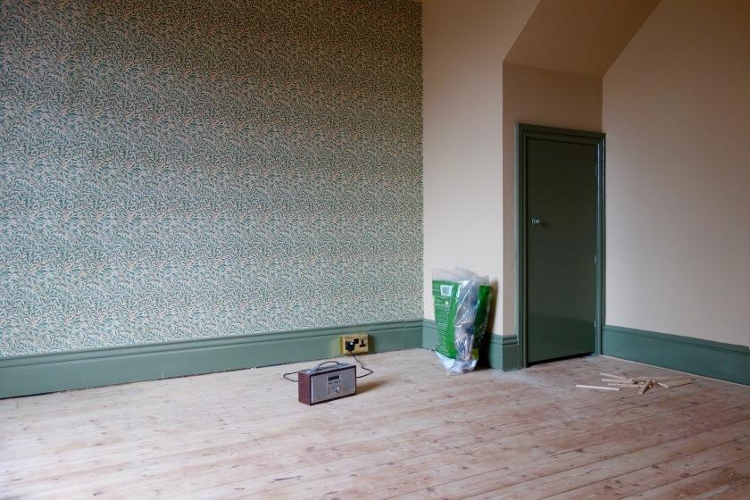 william-morris-willow-wallpaper