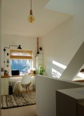 Open Plan Landing and Staircase