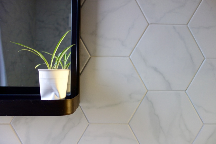 Making Spaces Bathroom Final Reveal